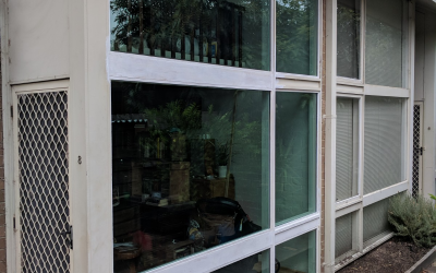 Can I double-glaze an existing window?