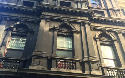 Affordable and safe window repairs for historic Melbourne landmark